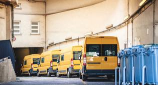 Systém digitálních vozidlových převaděčů (DVRS)