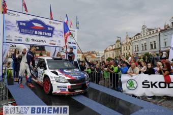 Rally Bohemia 2017